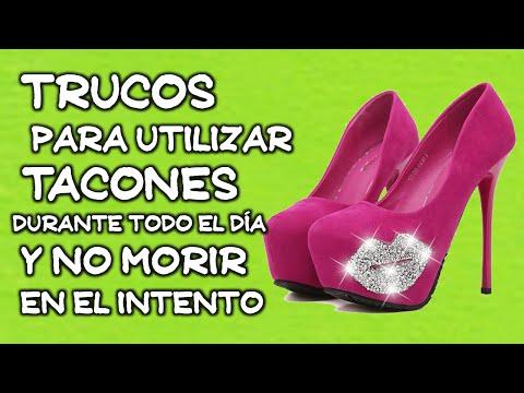 Trucos Para Utilizar Tacones Durante Todo El Día y No Morir En El Intento!!