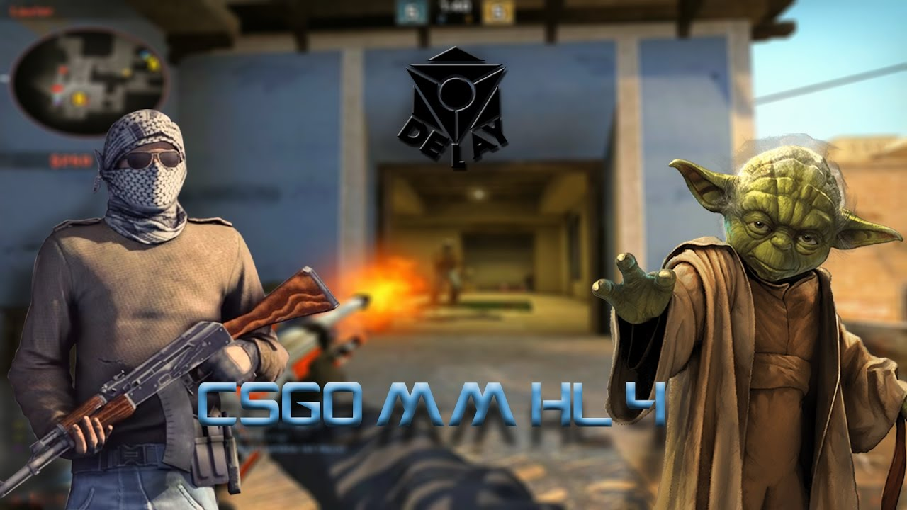 May the force be with you Kima || CsGo MM HL #4