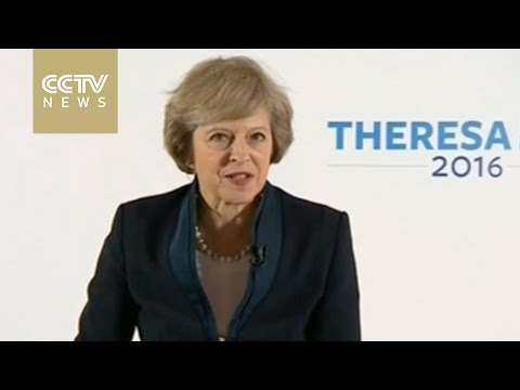Theresa May is to become the new UK prime minister