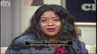 Shishi 'Trump' Offers PLO Lumumba Free English Lessons on Chipukeezy Show