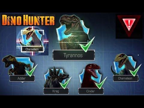 Dino Hunter 1 Hour Dinosaurs Killing Part 3