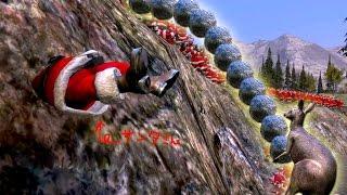 シュールな大規模戦闘シム『Ultimate Epic Battle Simulator』 ローマ軍...