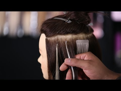 3 Most Popular Hair Extension Methods