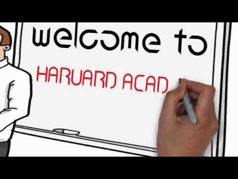 Harvard academy intro