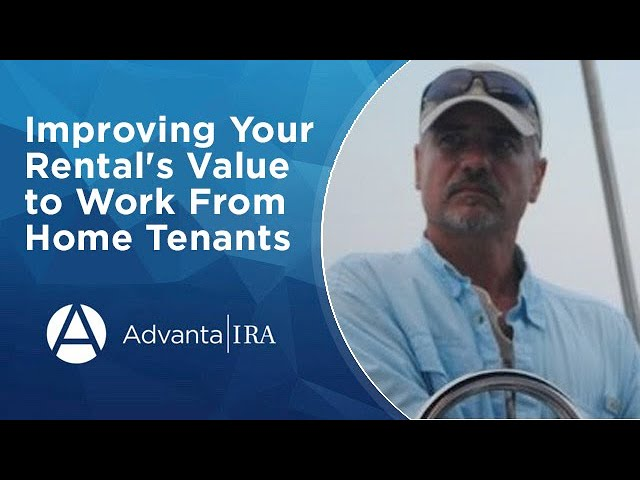 Improving Your Rental's Value to Work From Home Tenants