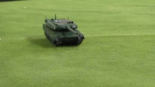 the new imex 1 72 scale rc tanks at monster hobbiesw june 2016