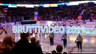 BRUTTIVIDEO - Meanwhile in Russia - Hockey Metallurg  Vs Vitias.