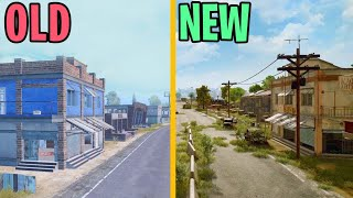 NEW MAP Erangel 2.0 | PUBG Mobile