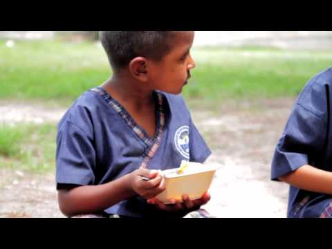 A Day in the Life: Alber of NPH Honduras
