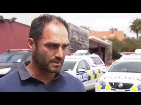 Police undertake Māori cultural training