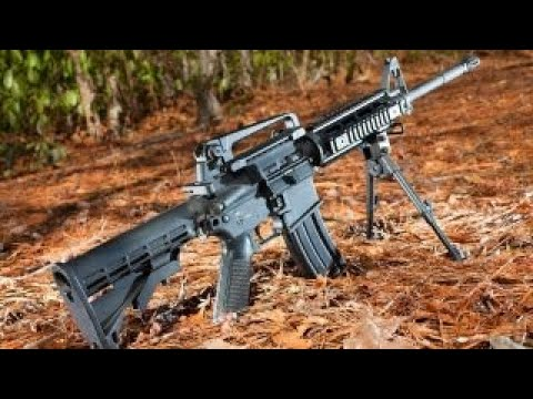 History of the AR-15 assault rifle