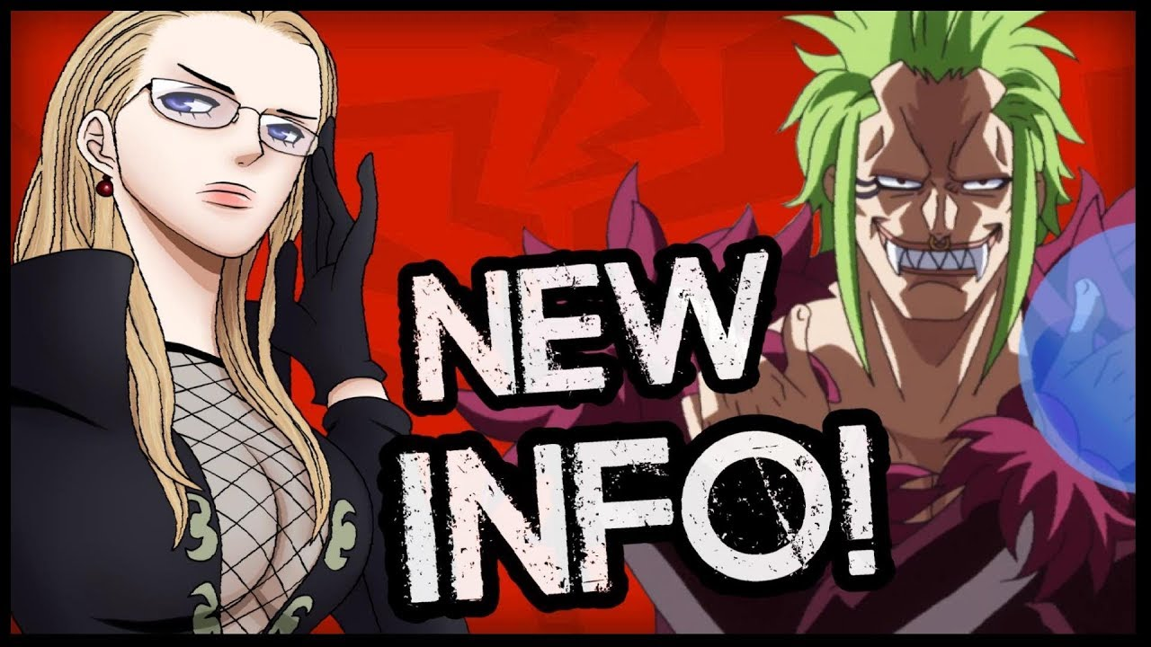 VIVRE CARD #10: New Info on CP9 & Grand Fleet! - One Piece Discussion