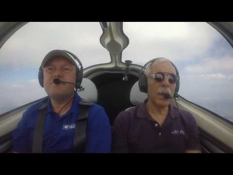 Tecnam Astore Flight Trial