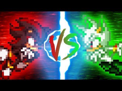 Shadow VS Aeon (pivot Sprite Battle)