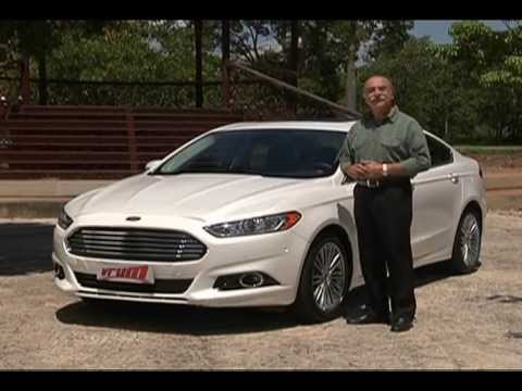 Teste Ford Fusion Vrum