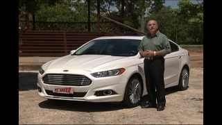 Teste Ford Fusion - Vrum