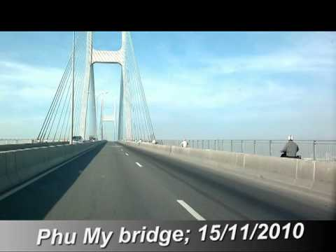 Phu My bridge