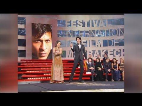 euronews cinema - Le Festival International du Film de Marrakech rend hommage à Shah Rukh Khan, star de Bollywood