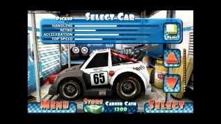 Mini Motor Racing - gameplay