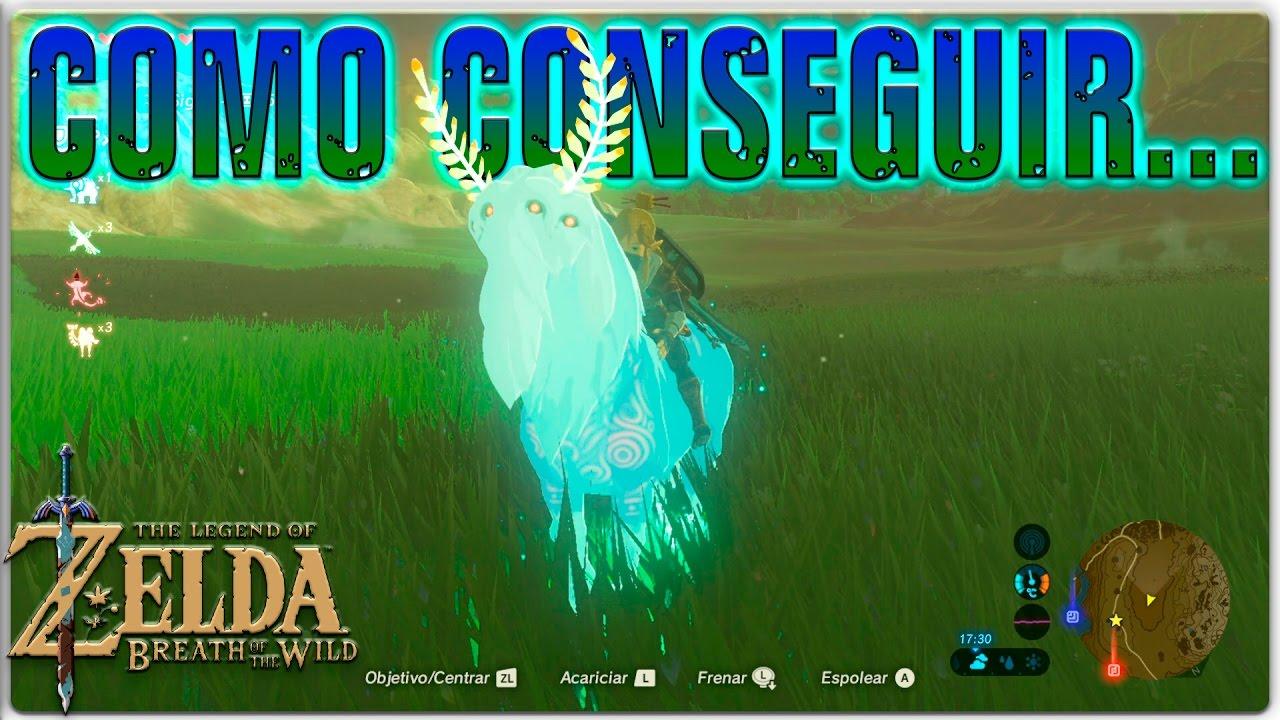 3e3fed2468 [The Legend Of Zelda: BOTW][GUÍA] Como y donde conseguir al Señor de la  Montaña