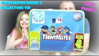 TeenyMates MLB Series 3 Catchers Collector