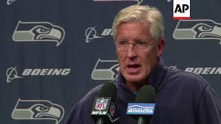 Seahawks' Carroll: 'I hope we learn about empathy'