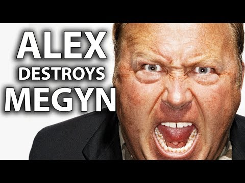 Alex Jones Destroys Megyn Kelly