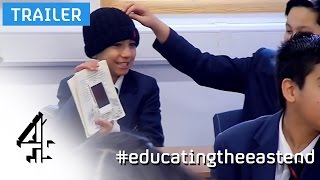 Educating the East End | Thursday, 4th September | Channel 4 Find o...