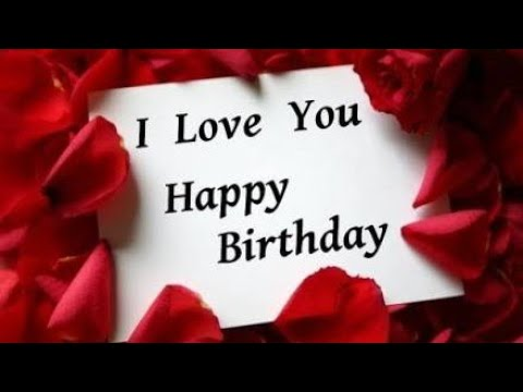 Happy Birthday Happy Birthday Gif Happy Birthday Greetings Happy Birthday Whises Whatsapp Status