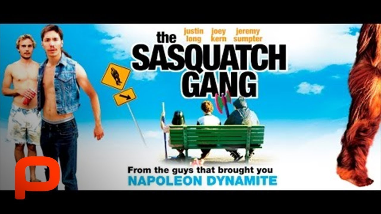 The Sasquatch Gang (Free Full Movie) Comedy. Justin Long