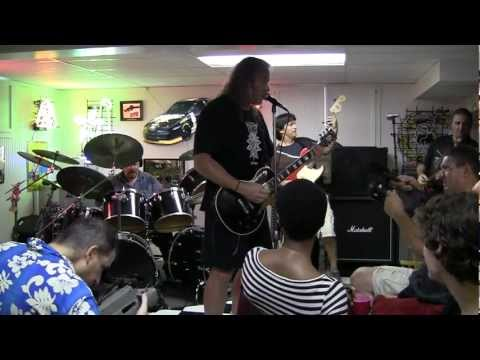 """Shock Treatment"" - TENSION band rehearsal 9/4/2011"