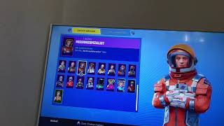 I'll show you my skins|| Fortnite battel royal