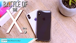 iPhone X - Silver vs Space Gray + Giveaway!