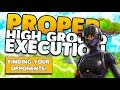 Proper High Ground Execution Guide! | Opponent Finding | Win Every Fight! | Fortnite Battle Royale