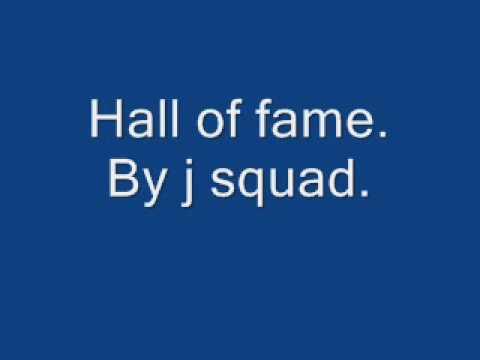 j squad hall of fame