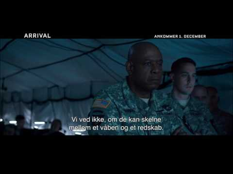Arrival   Wired 20 sek