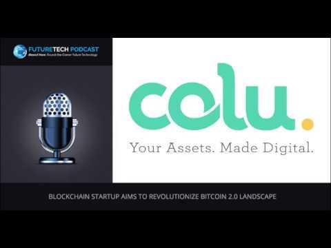 Blockchain Startup Aims To Revolutionize Bitcoin 2 0 Landscape