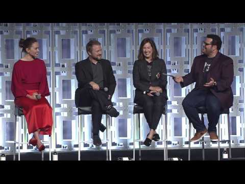Thumbnail: Star Wars Celebration The Last Jedi Panel Highlights 2017 Disney, Daisy Ridley, Mark Hamill HD