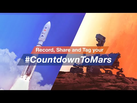 Send NASA Your #CountdownToMars