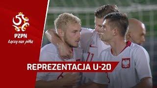 U-20: Skrót meczu Polska - Holandia (1:2)