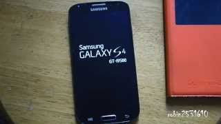 JELLY BEAN 4 3 TO KITKAT 4 4 2 OS UPDATE SAMSUNG GALAXY S4 GT I9500