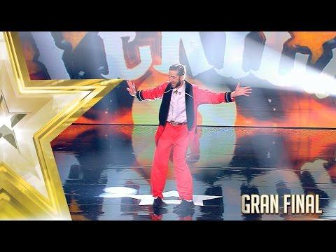 'El Tekila' sorprende y gana 'Got Talent España' | Gran Final | Got Talent España 2017