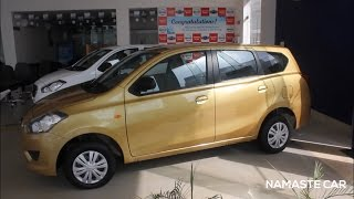Datsun Go+ 2016 | Real-life review