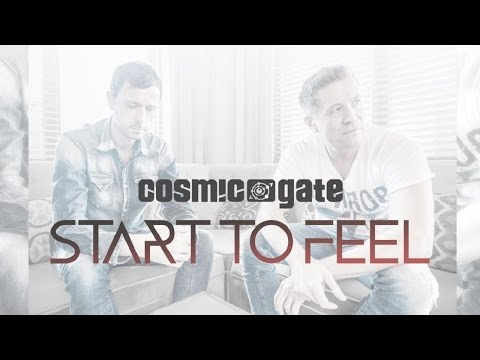 Клип Cosmic Gate - Start To Feel