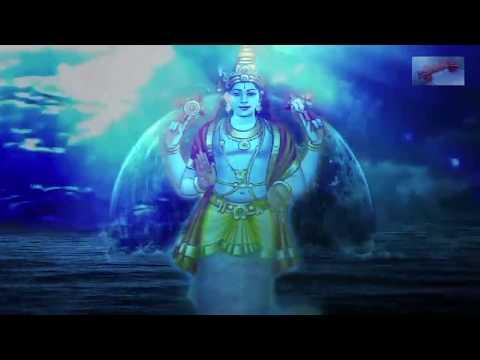 Vishnu Mantra - 108 times