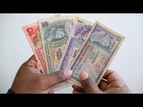 Malaysian Ringgit Beautiful Currency of Malaysia