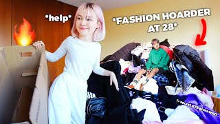 Decluttering the House beḟore MOVING *chaotic* | FariTales