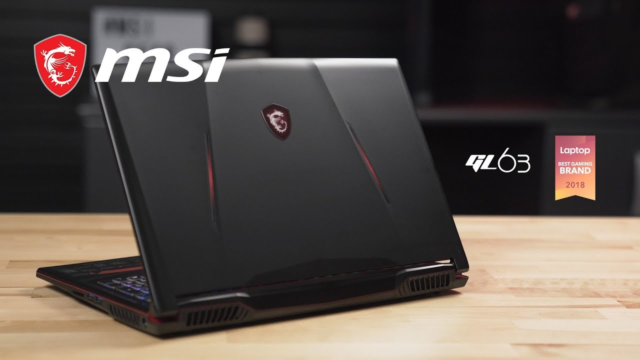 GL63 Unboxing – Now Powered by 9th Gen Intel Core Processors  | MSI