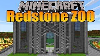 Die neue BASE der X-Men! - Minecraft Redstone Zoo #64