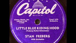 Watch Stan Freberg Little Blue Riding Hood video